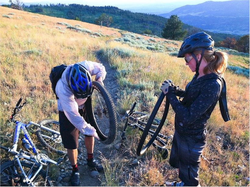 Trailside / Roadside repair course 24th August